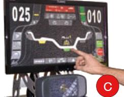 TECO-750-Elektronik-Balans-Makinası-22-inc-Dokunmatik-Ekran