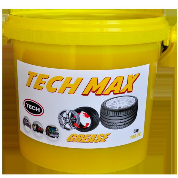 786-5E Tech Max Lastik Montaj Kremi
